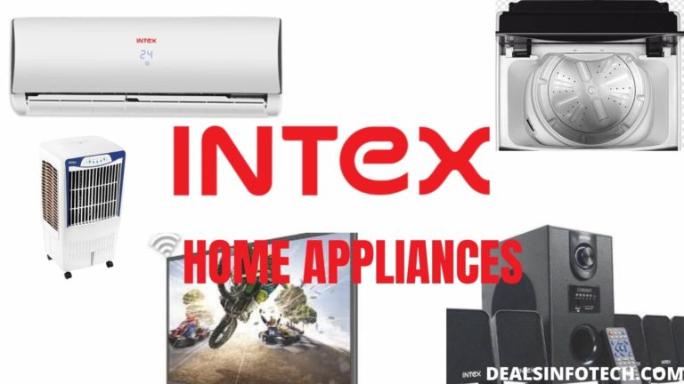 Intex home appliances