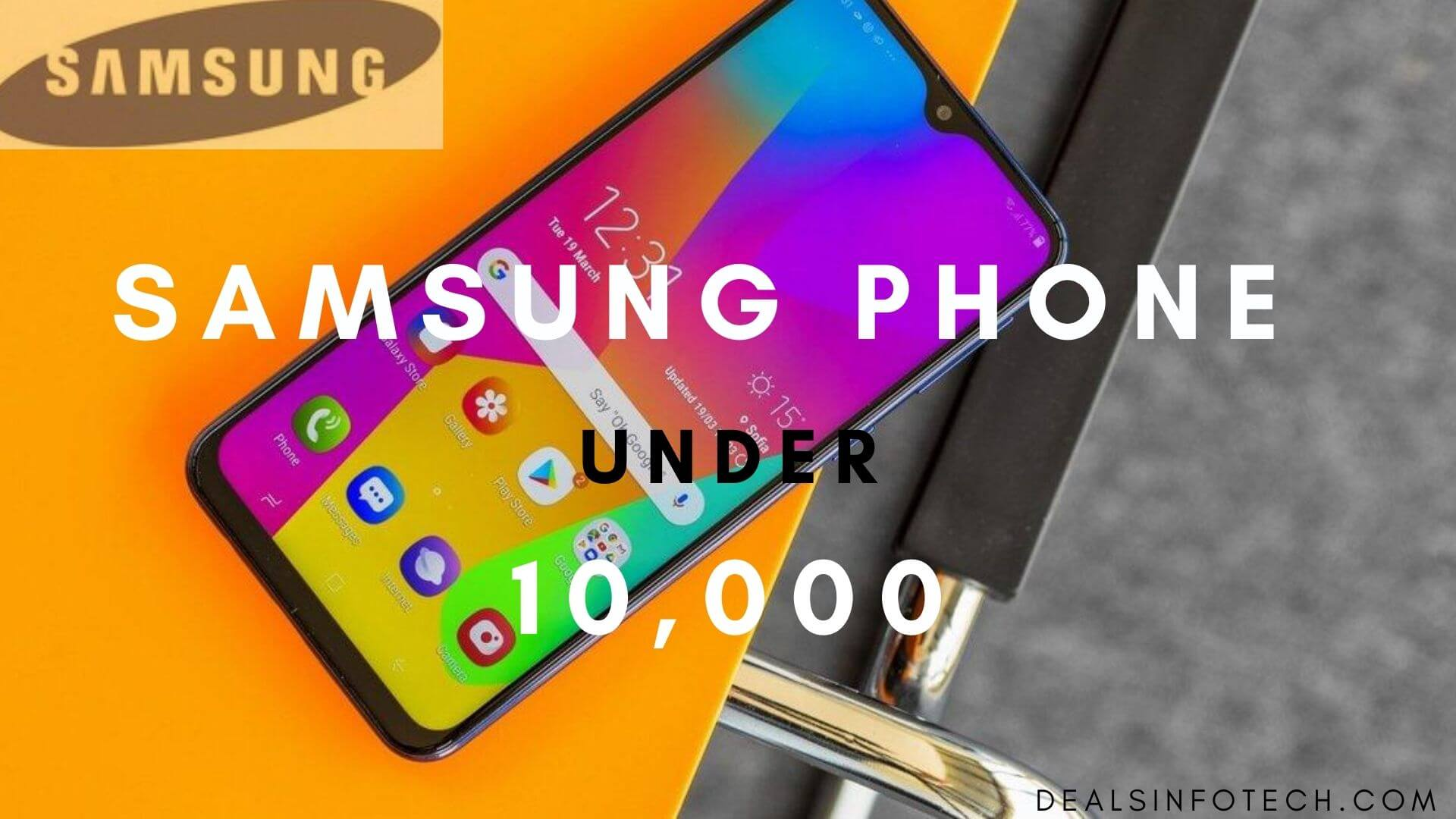 samsung phone under 10000