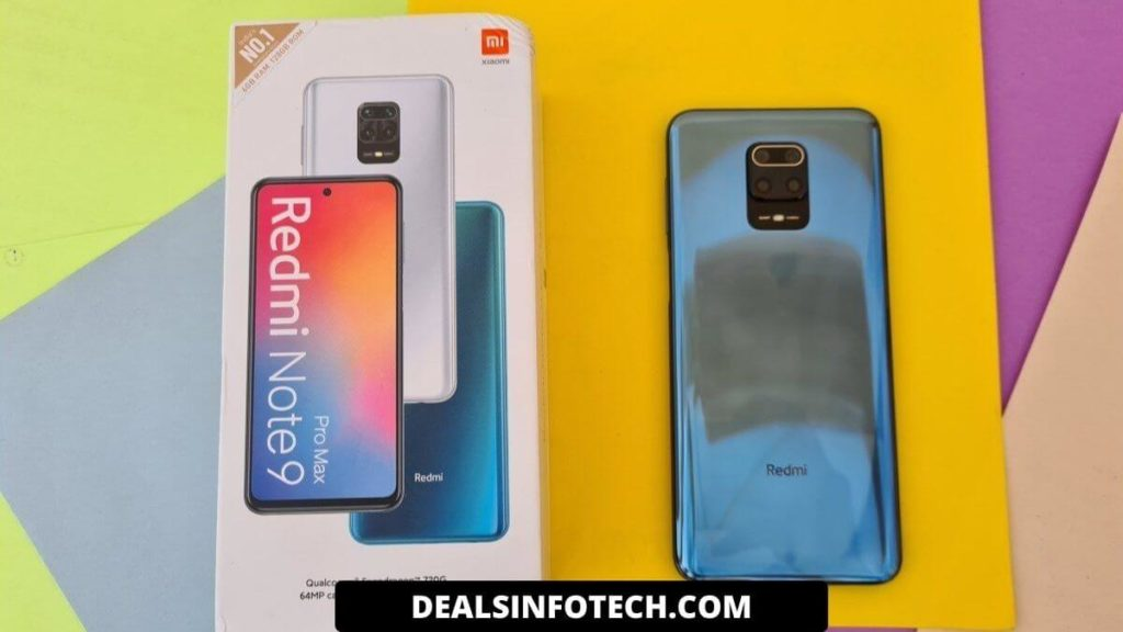 Redmi Note 9 unboxing