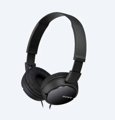 2. Sony ZX110 Wired Headset: