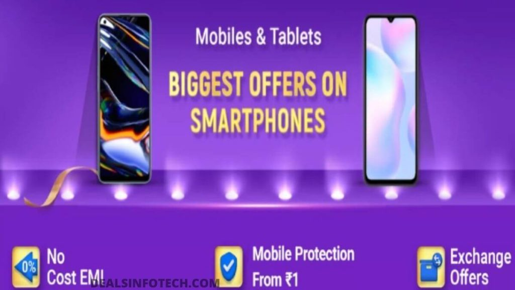 Flipkart Big Billion Days Sale Offers