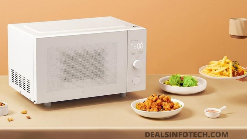 XIAOMI  MICROWAVE OVEN