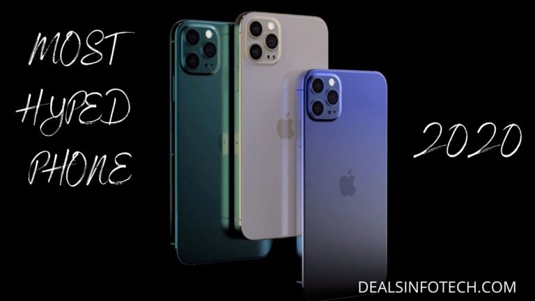 THE MOST HYPED PHONE IN 2020