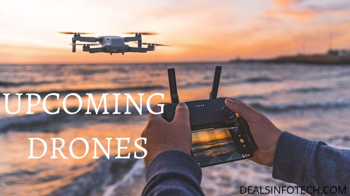 Upcoming Drones of 2020 With Best And Upgrade Features
