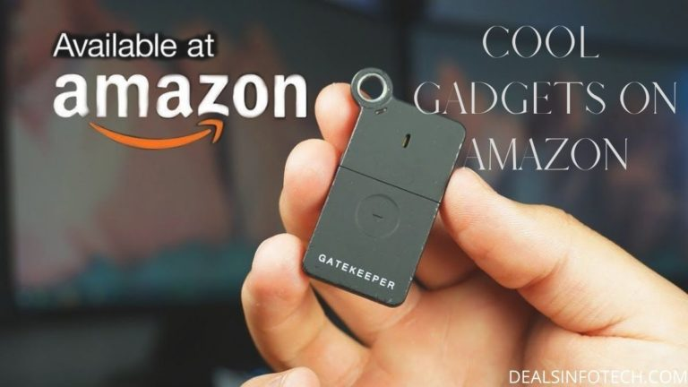 Best 10 Cool gadgets on Amazon