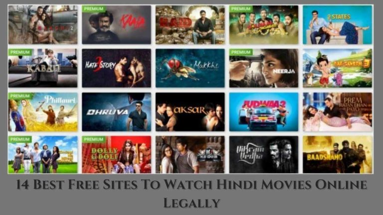 14 Best Free Sites To Watch Hindi Movies Online Legally