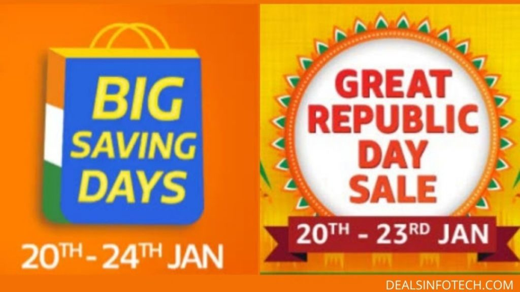 Amazon Great Republic Day Sale: Here is the Exclusive list of Big Deals.