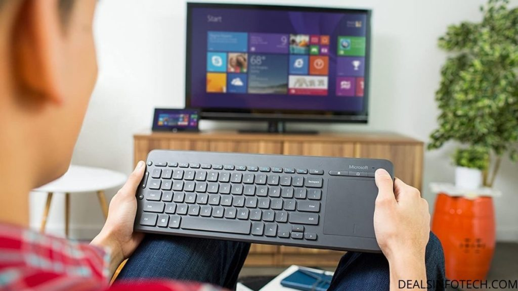 Best Wireless Keyboards with Touchpad