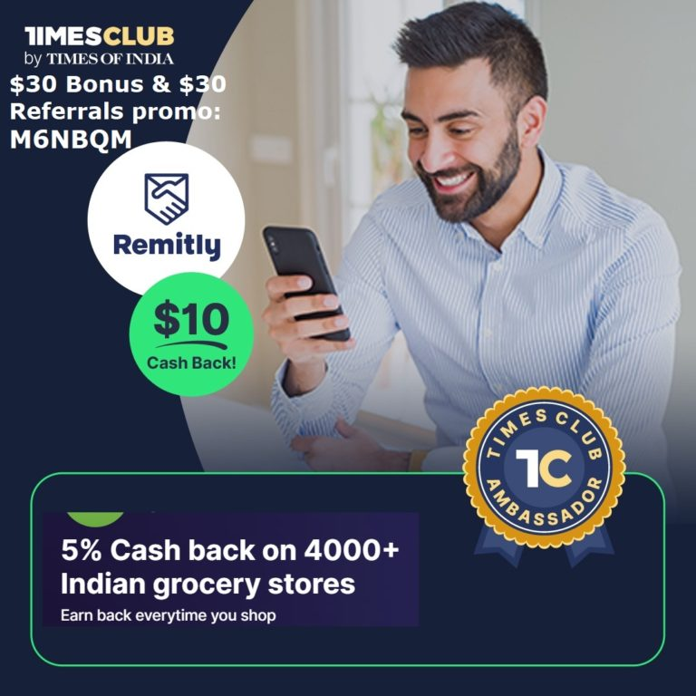 Times Club offer