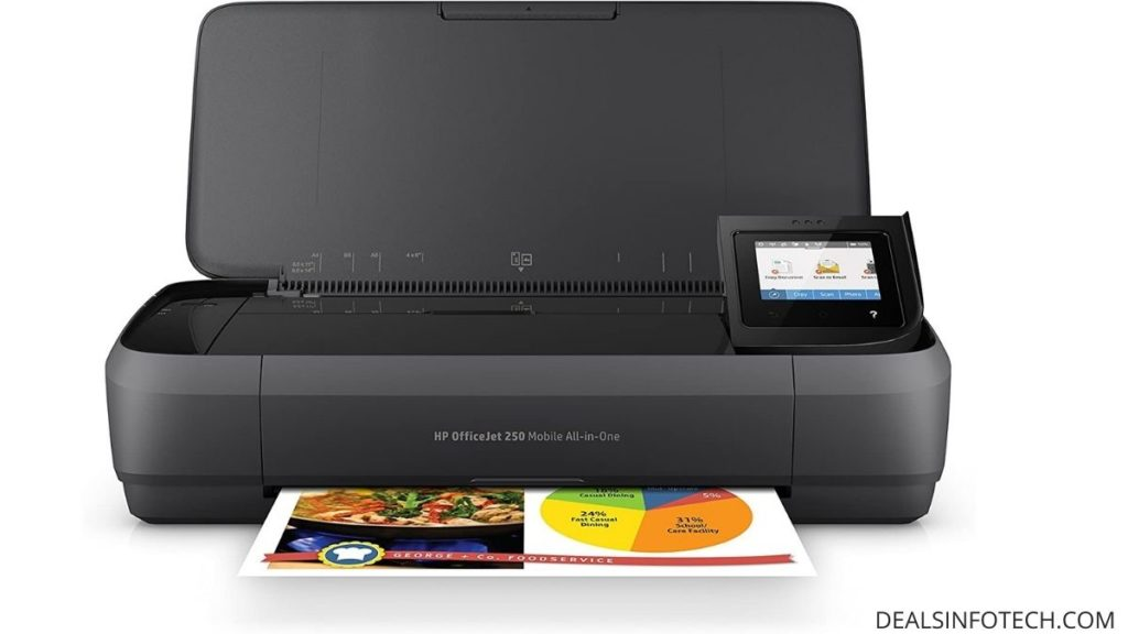 HP OfficeJet 250 All-in-One