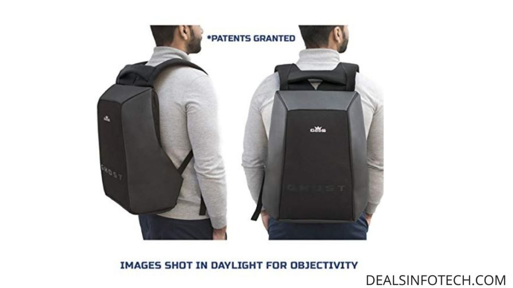 Gods Ghost Anti-Theft 22 Litre Laptop Backpack