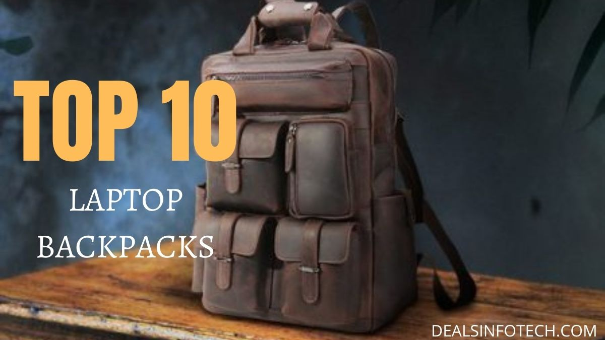 Best Laptop Backpacks in 2021
